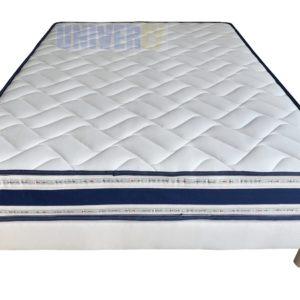 Sommier + matelas SUENSO 140×190 / 20cm d'épaisseur